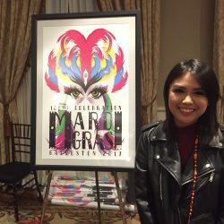 Announcing the 2017 106th Mardi Gras! Galveston Poster Contest & Umbrella Decorating Contest Winners