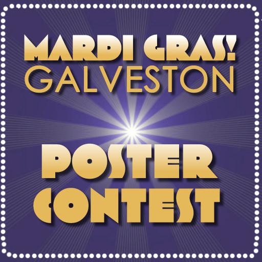 2020 Mardi Gras! Galveston Official Poster Contest - Mardi