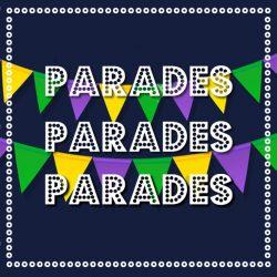 Parade Line Up 2020