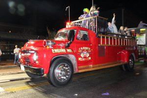 Carnes Fire Truck