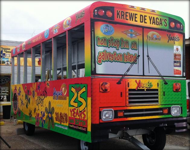 Yaga′s Bus